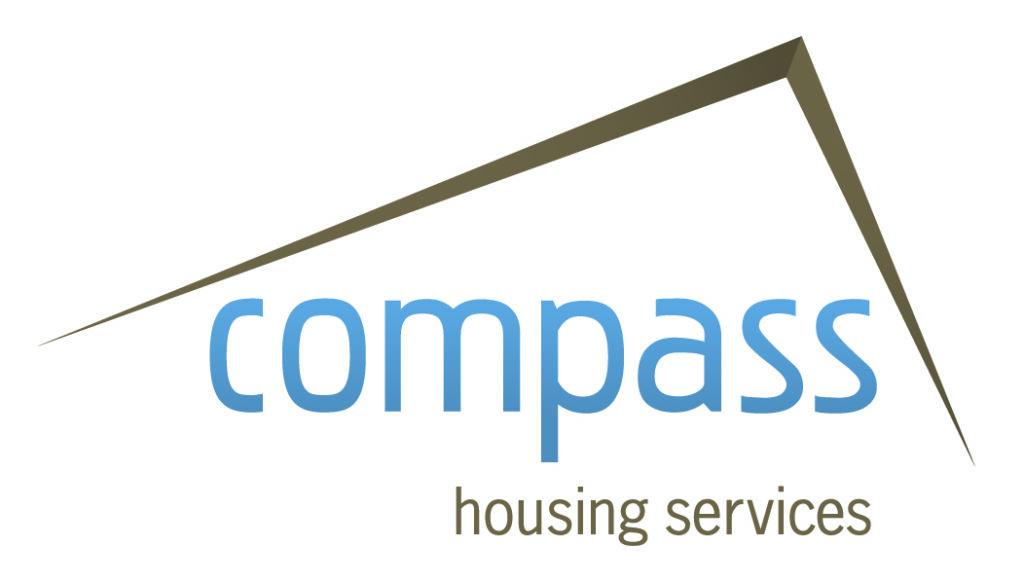 Compass housing services logo