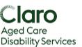 Claro Aged Care Disability Services Logo