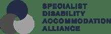 Specialist Disability Accommodation Logo